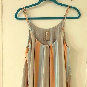 Anthropologie summer dress size M